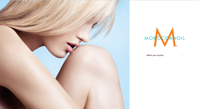 MOROCCANOIL Tracking System