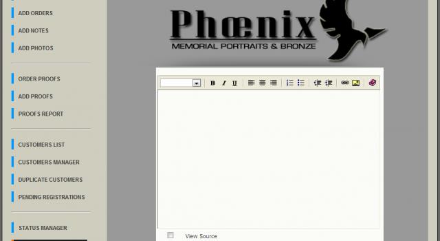 PHOENIXMEMORIAL Online Store